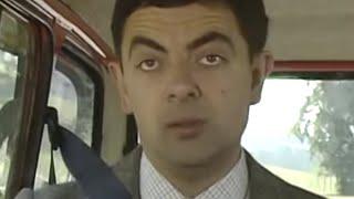 Driving to School Bean | Funny Clip | Classic Mr. Bean