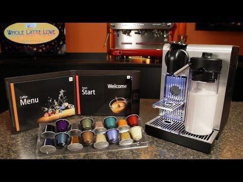 DeLonghi Nespresso Lattissima Pro Overview