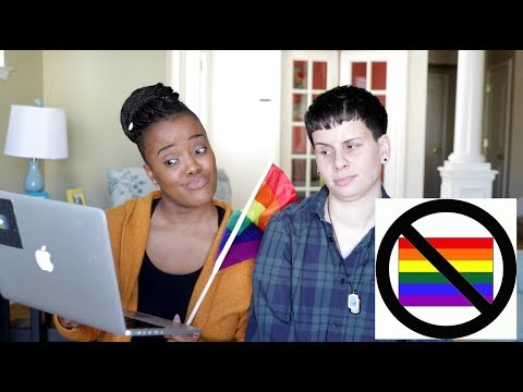 Gay Moms Reacting to Anti-Gay Ads