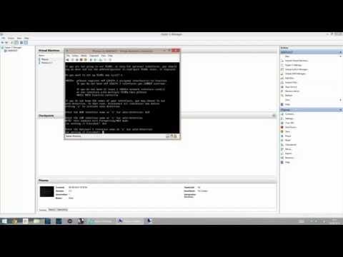 Installing Pfsense in Windows Hyper-v