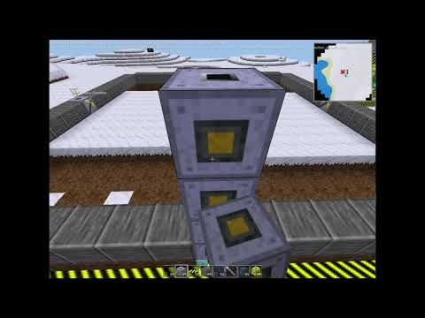 Minetest - Technic Mod - Stacked Quarries