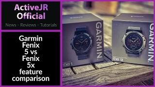 Garmin Fenix 5 And 5X Tutorials - Map Comparisons - PakVim net HD