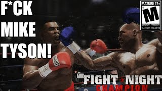 Download F*CK YOU AND F*CK MIKE TYSON!- Fight Night Champion Xbox One Video