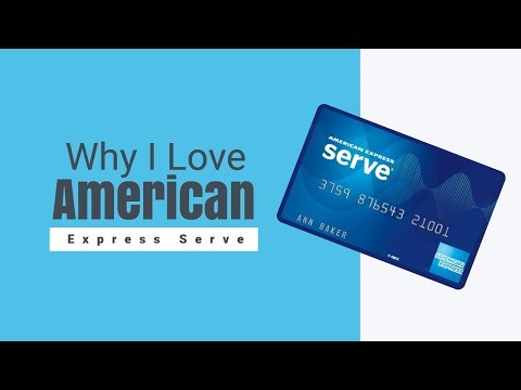 Best Free Debit Card for 2018 American Express Serve