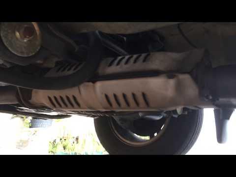 Rattling Exhaust Fix