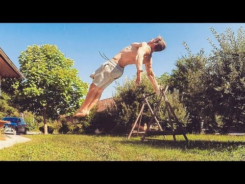Dominik Sky - HOW TO LEARN a BACKFLIP in 5minutes!!!