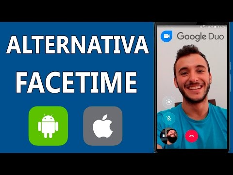 MEJOR ALTERNATIVA FACETIME - MOVIL ANDROID E IOS