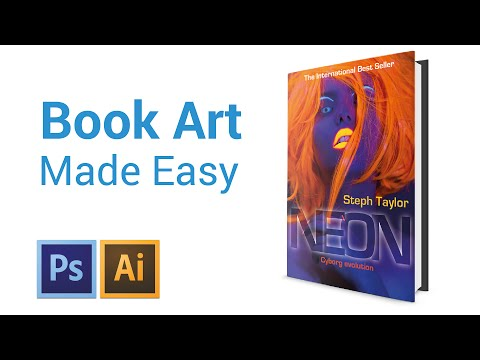 Stunning Book Cover Design in 13 minutes with illustrator CS6