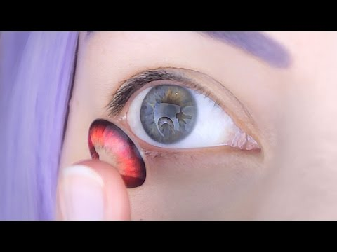 ☆ Circle Lenses - How to: Put in, Remove, Check, Open, Clean, Store ☆