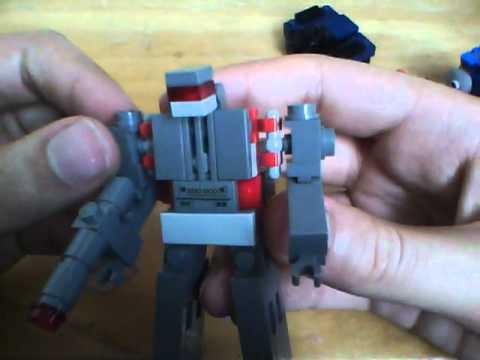 Mini LEGO Transformers Megatron!