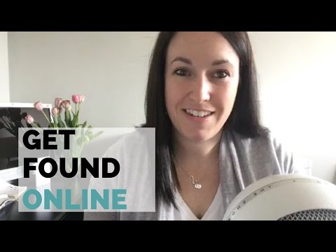 How to Get Found Online by Potential Customers