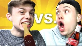 Download GUMMY FOOD vs REAL FOOD CHALLENGE Video