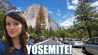 Yosemite National Park   Day 1