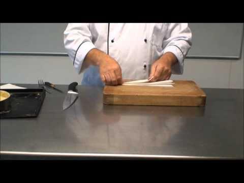 Making a cartouche