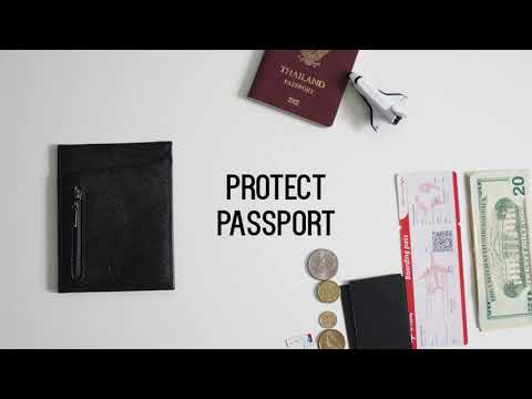 Passport Travel Wallet You Should Have of 2018