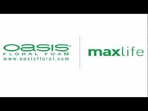How to correctly soak OASIS® Brand Floral Foam