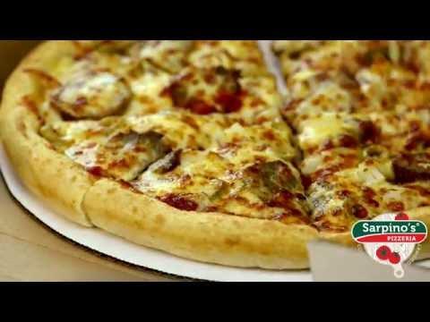 Sicilian Pizza - Sarpino's Pizzeria Video