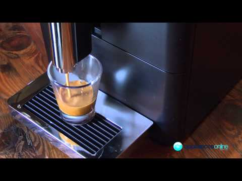 The compact and simple ENA Micro1 coffee machine from Jura - Appliances Online
