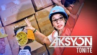 Nasa P33 M Smuggled Goods, Nasabat Sa Maynila