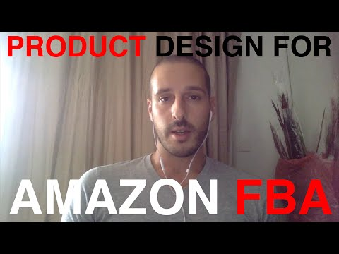 Designing a Product for Amazon FBA