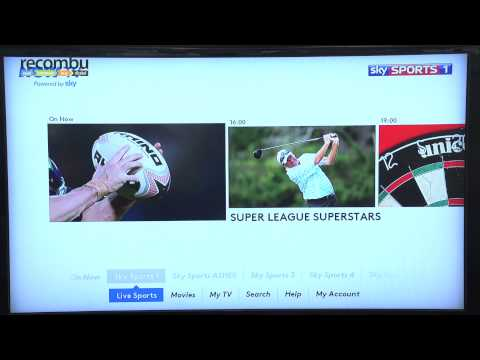 Sky Now TV Box: Hands on review