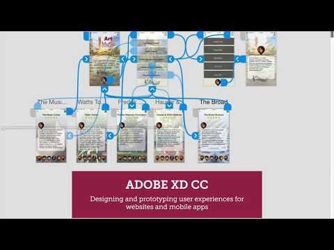 Designing and Prototyping with Adobe Experience Design
