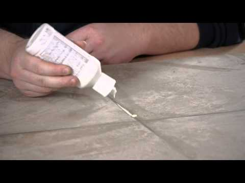 How to Change the Color of Non-Sanded Grout Once It Is Installed : Drywall Help