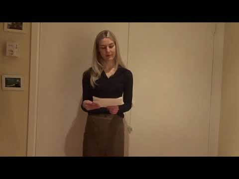 Therese Collins - Psychology Honours Application