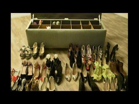 The Sole Secret - A Modern Twist on Shoe Storage