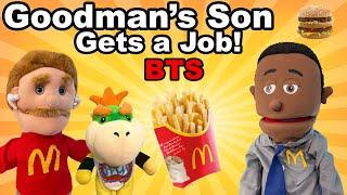 SML Goodman's Son Gets A Job! BTS!