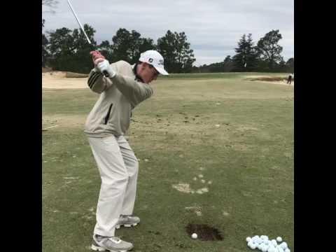 60 degree wedge practice