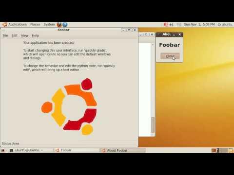 Develop Ubuntu Applications (using) Quickly