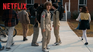 Stranger Things 2 | Super Bowl 2017 Ad | Netflix
