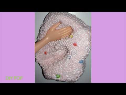 Fake Tiny Hands Reverse Slime - Satisfying ASMR Video! DIY POP