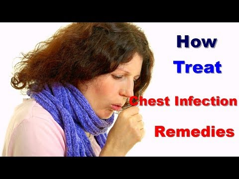 How to Treat Chest Infection Remedies Natural Remedies For Chest Congestion Chest Infection Remedies