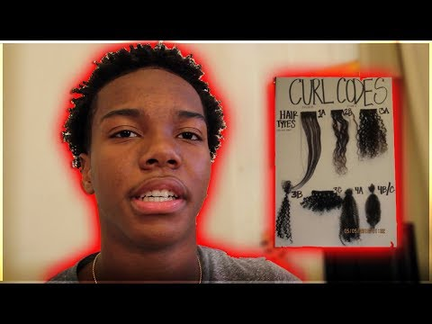 What Is Your Curly Hair Type?! | Natural Hair Types & Curl Pattern