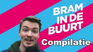 Compilatie Bram In De Buurt | Bram Krikke Slam!