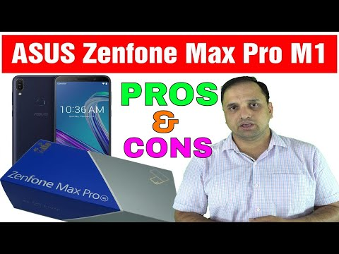 Asus Zenfone  Max Pro M1 Pros  & Cons: Buy or Not ??
