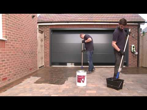 How to Seal Block Paving Video Tutorial