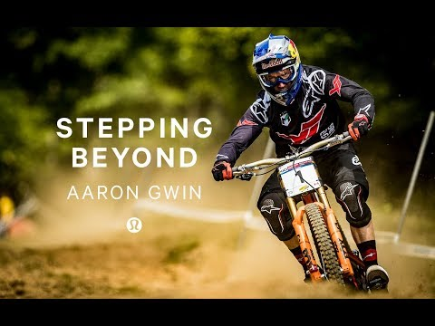 Stepping Beyond: Aaron Gwin