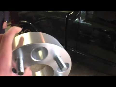 Chevy S10 Wheel Adapters and Racing Seats