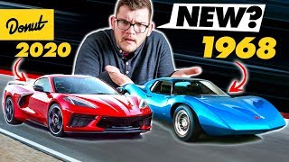 Mid-Engine C8 Corvette | Why Did It Take SO LONG? | WheelHouse
