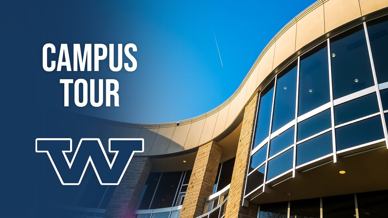 Westminster College: Campus Tour: Be Here Without Being Here