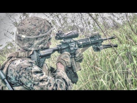 U.S. Marines Conduct Exercise In Thailand: Cobra Gold 2018