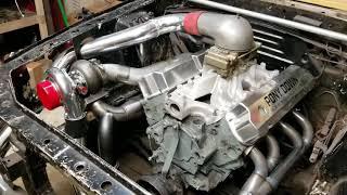 On3 Turbo Installation Part 3: Hotside and Turbo - PakVim
