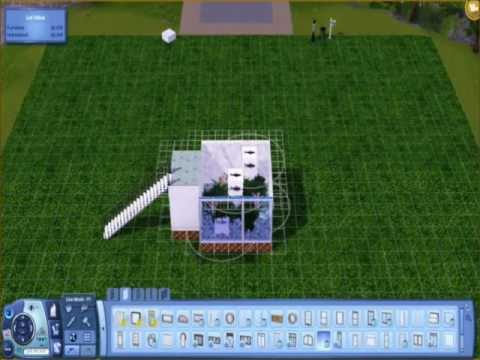 How to Make a Fish Tank Aquarium with Water in The Sims 3 that works!!!