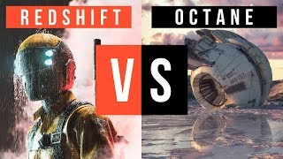 Octane Vs Redshift - Which RENDER ENGINE right for you?