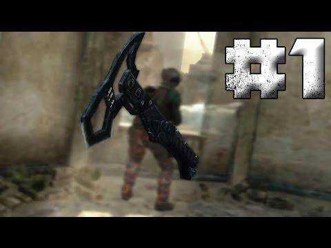 Throwing Knife Kills On Cod Black Ops 2 (ep1)