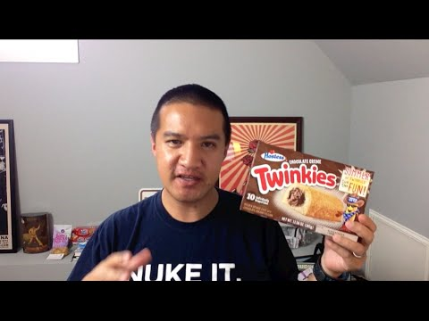 Chocolate Creme Twinkies REVIEW: Freezerburns