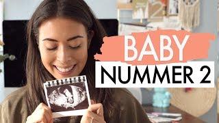 Ich Bin Schwanger Mit Baby Nummer 2!   Eileena Ley